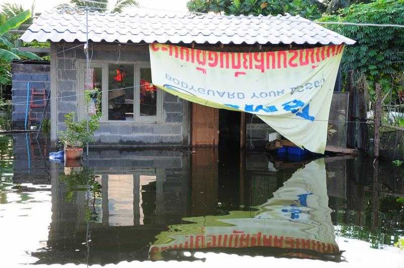 Magna Carta Relief Operation for Thailand Flood Victims