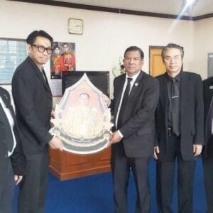 Pattaya Lawyers Council Meeting with the Heads of Pattaya Court
