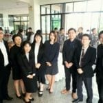 Pattaya Lawyers Council Attended a Training Course