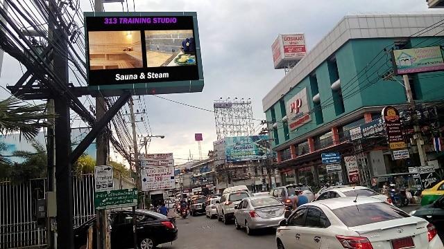 LED pattaya service screen magnacarta