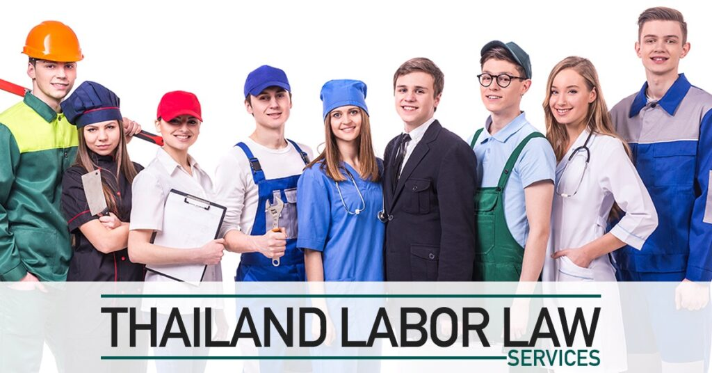 Thailand Labor Law Services